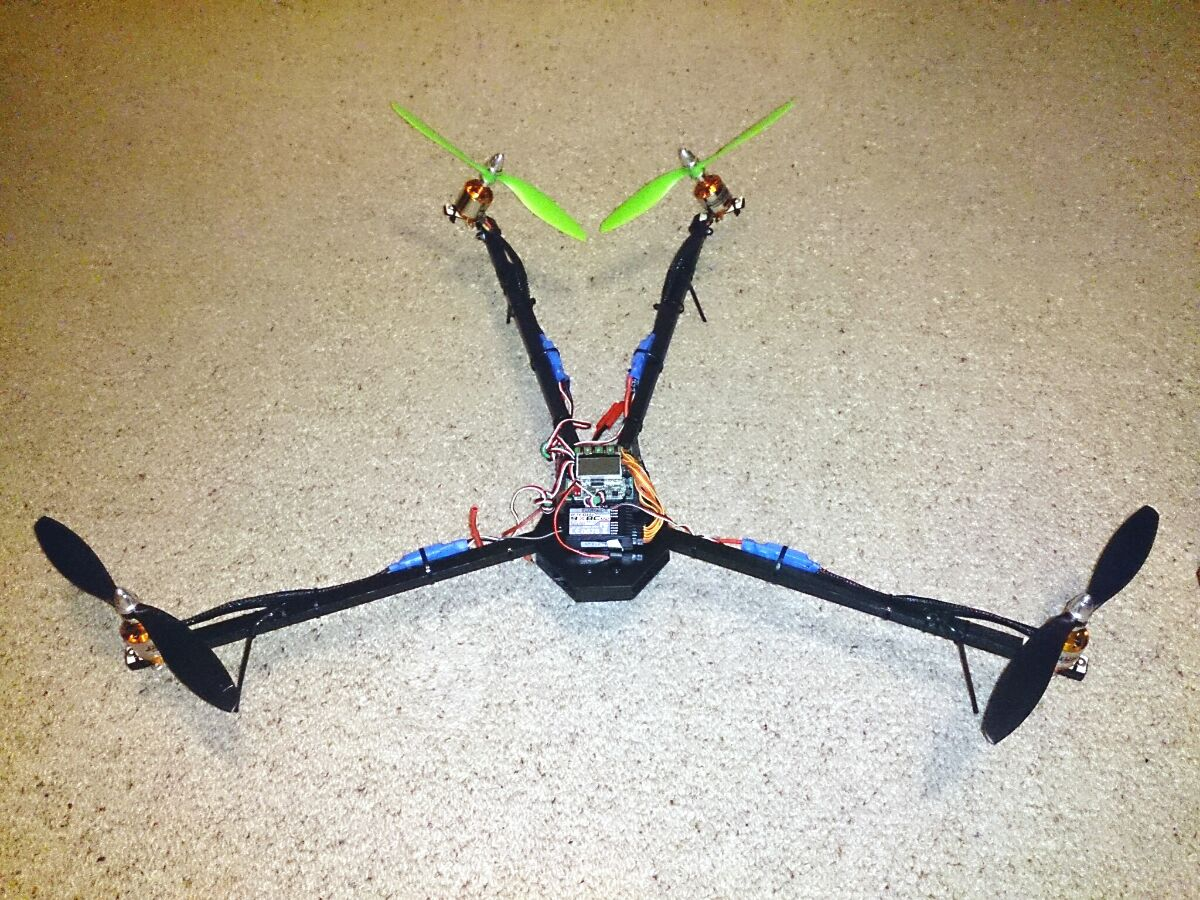 2014 Quad Frame in \'discovery\' layout (V frame type?) - Archive ...