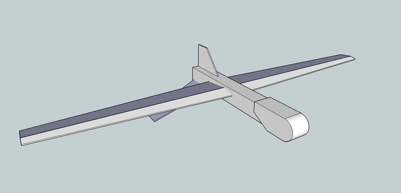 Foam Board UAV Project