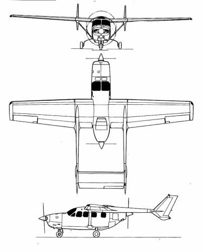 DTFB Skymaster (build)