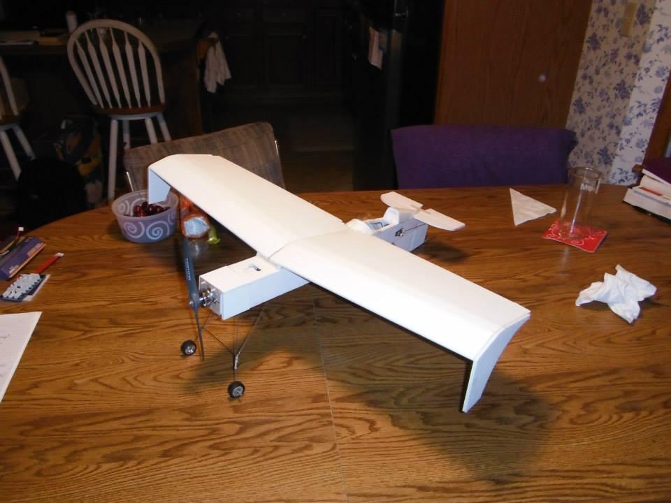 Scratch build Reno air racer  | FliteTest Forum