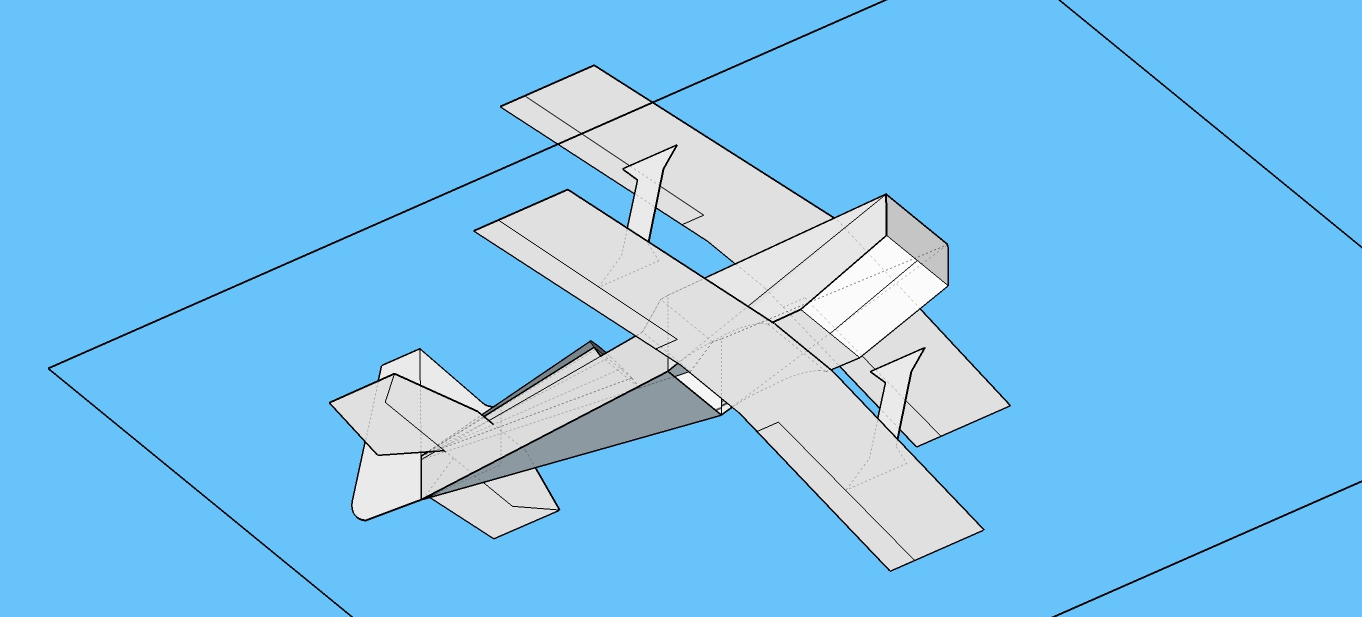 I Couldn 39 T Find Any Ultimate Biplane Plans