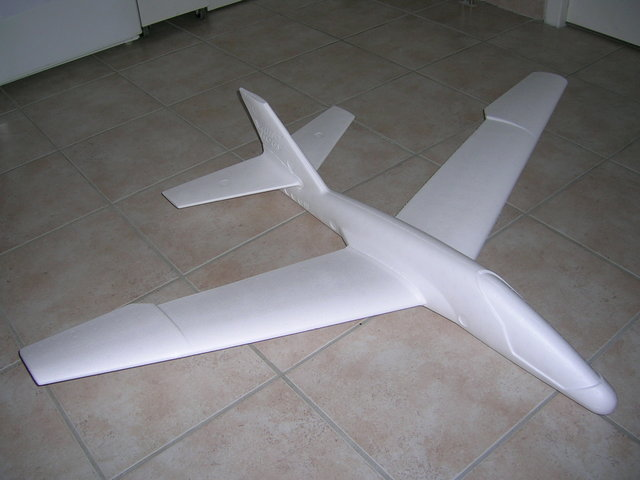 Foam build plans for gliders without electronics | FliteTest