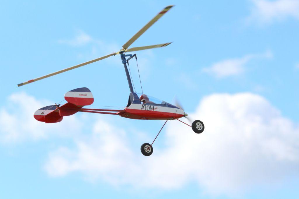Atom Special Autogyro | FliteTest Forum