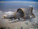 Aerodyne R02 in 50s USAF by Cutangus aka Jose Garcia -- 1.jpg