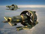Aerodyne LUFTWAFFE INTERCEPTOR PATROL (I) annular wing by Cutangus aka Jose Garcia -- 6.jpg
