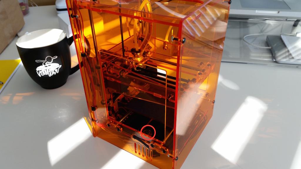 Mini Fabrikator 3D Printer By Tiny Boy - Page 2
