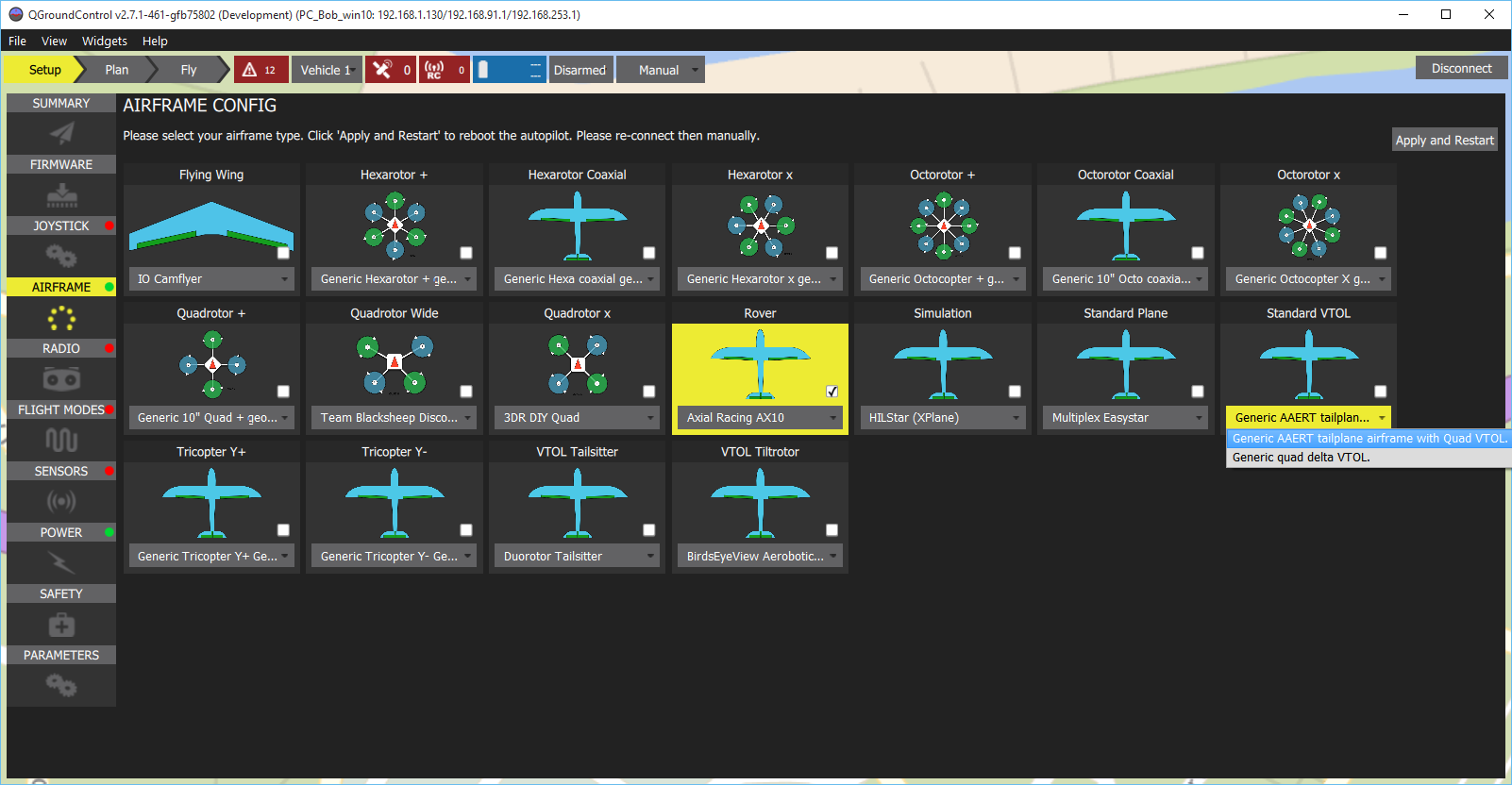 VTOL flight controllers | FliteTest Forum
