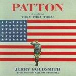 Jerry Goldsmith - Patton and Tora! Tora! Tora!.jpg
