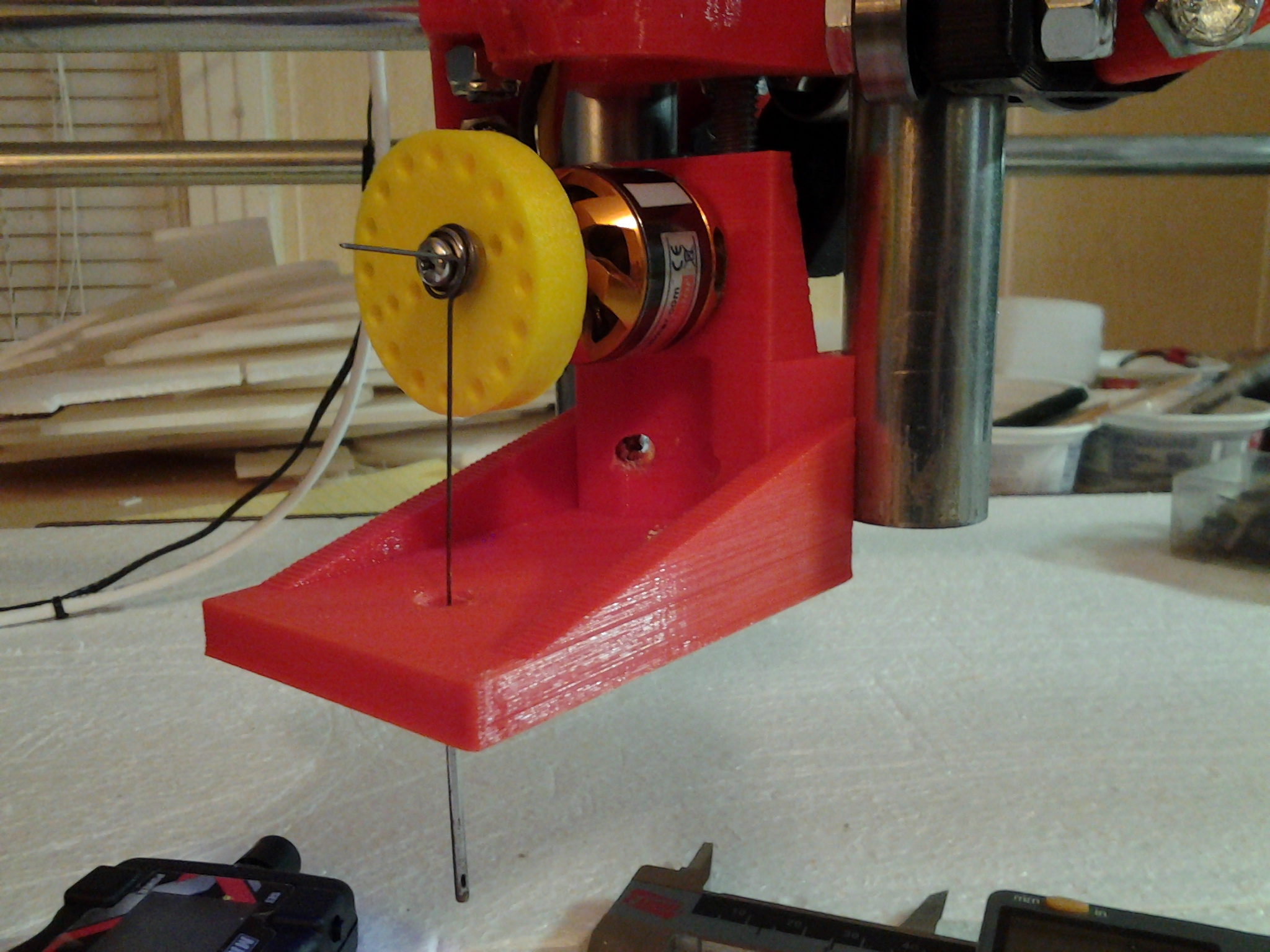 Cutting foam sheets    with a needle! | FliteTest Forum