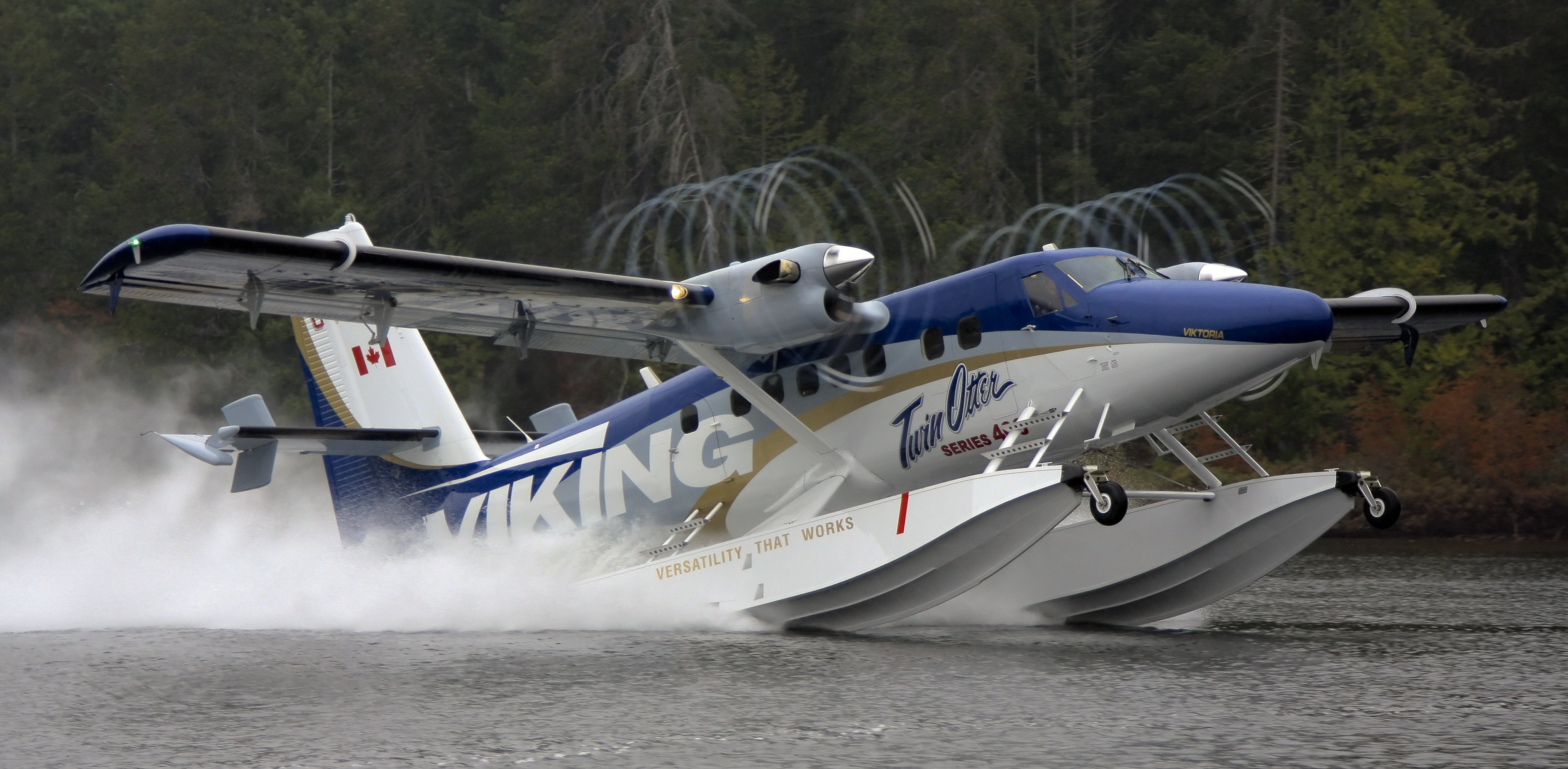 how to make a rc seaplane