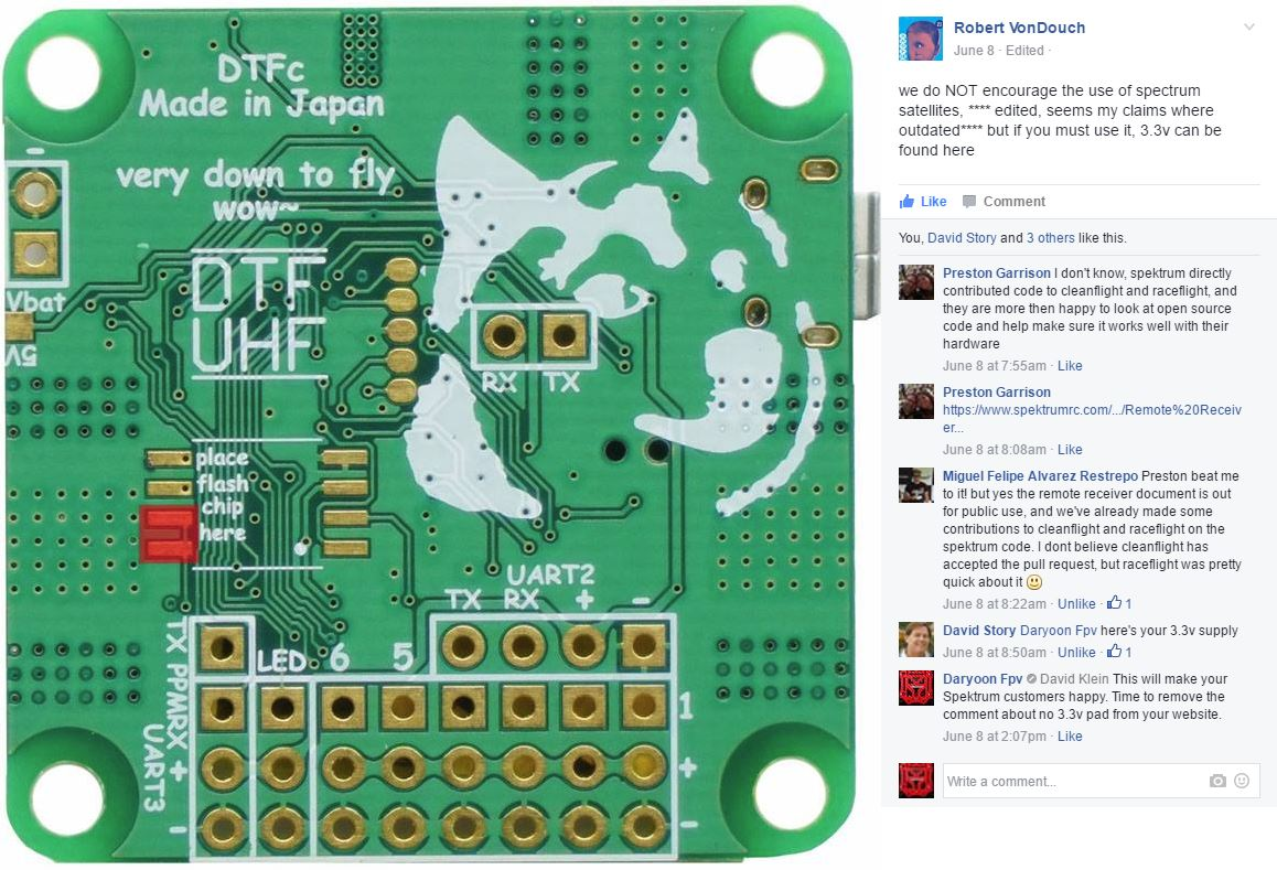 dRonin - No longer just for the brave | Page 7 | FliteTest Forum