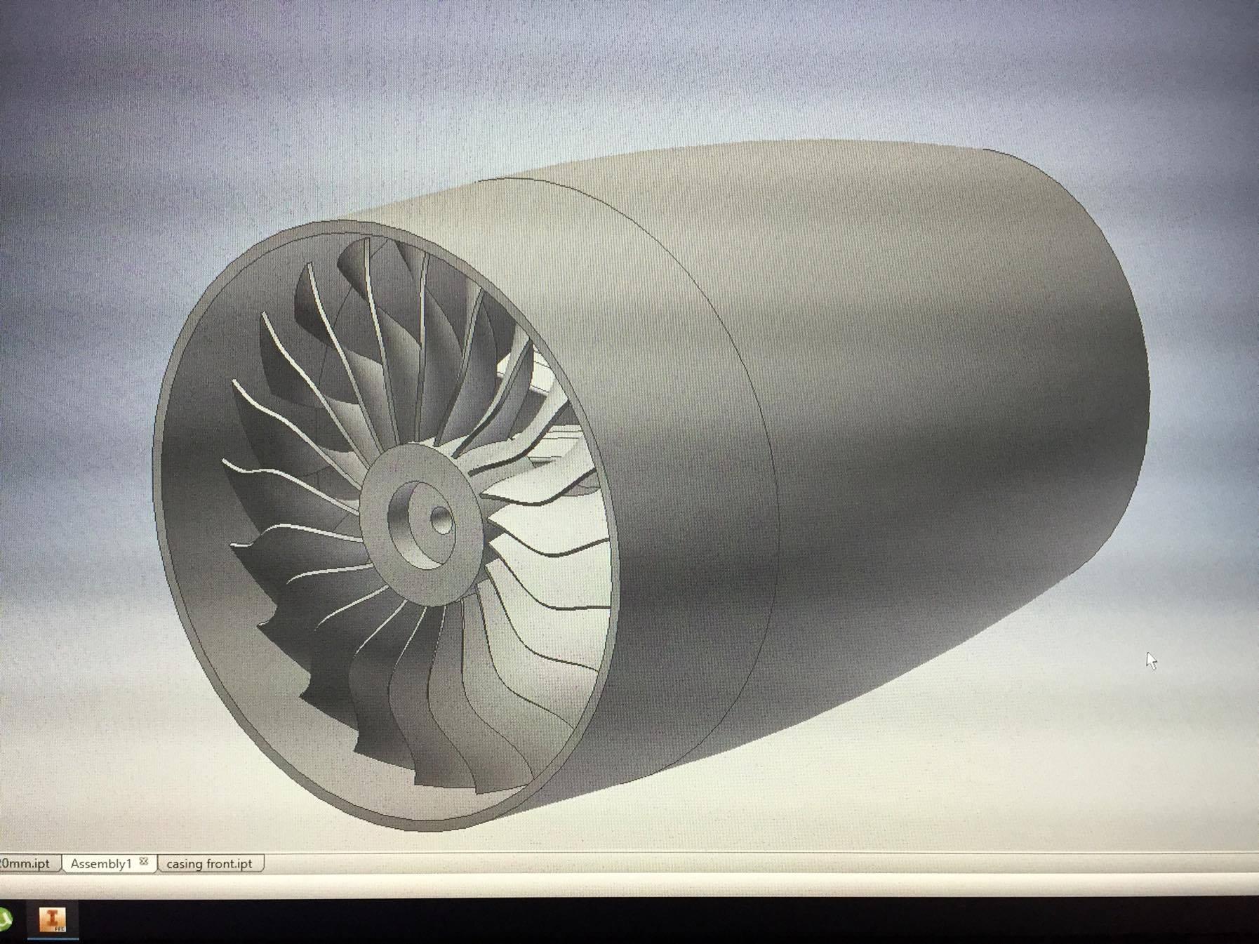 3D Printed EDF Jet Engine | FliteTest Forum