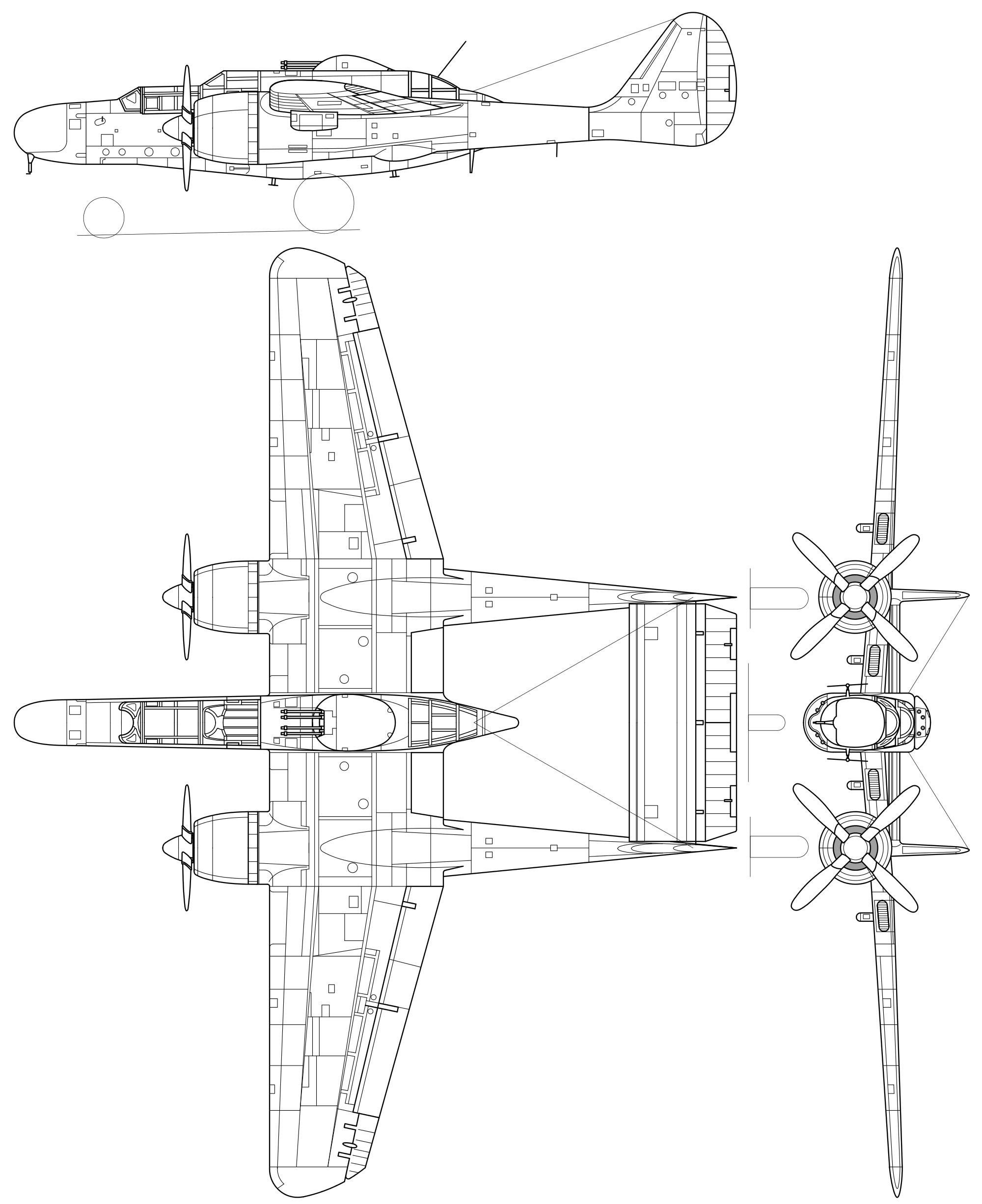 Build Log Giant 120 P 61 Black Widow Flitetest Forum Aviation Engineering Schematics Img 3796