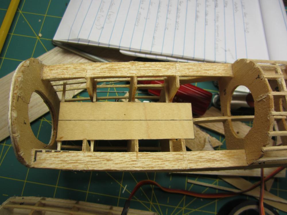Build Log: Building My Dad's/Uncle's Guillows P40 | FliteTest Forum