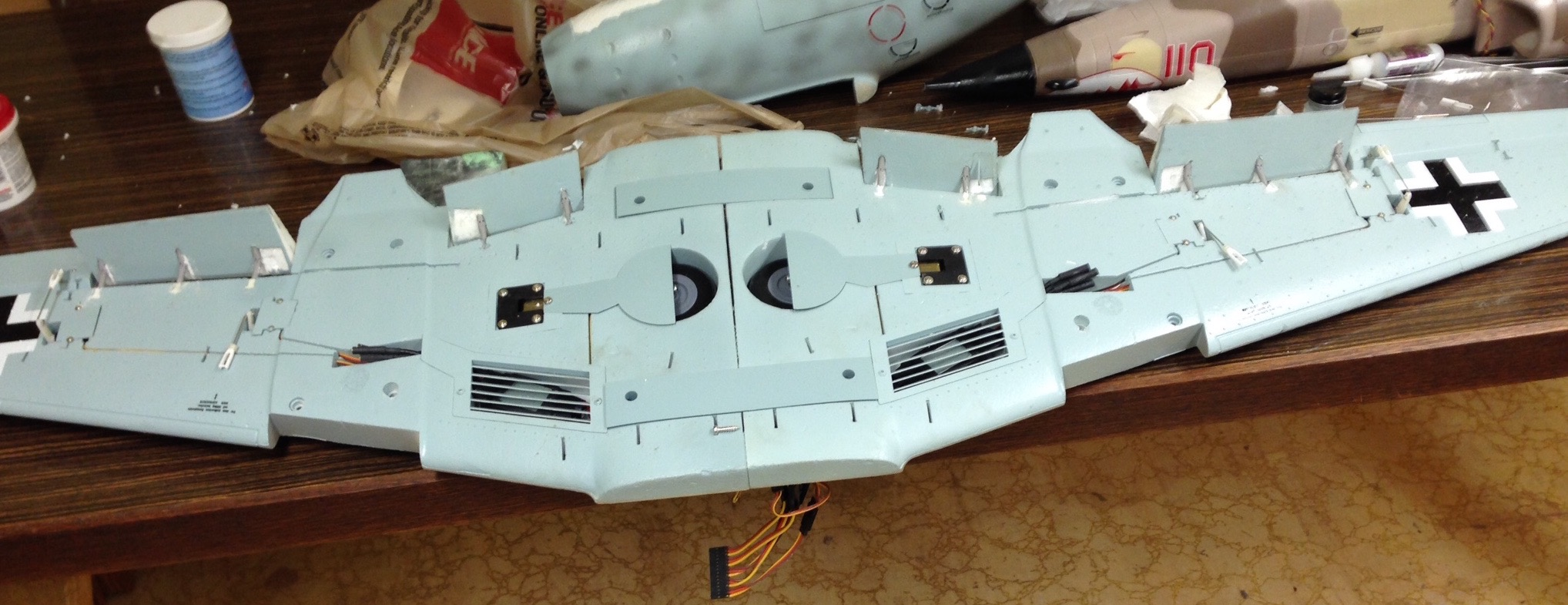 Freewing Me-262 (what is old is new)   FliteTest Forum