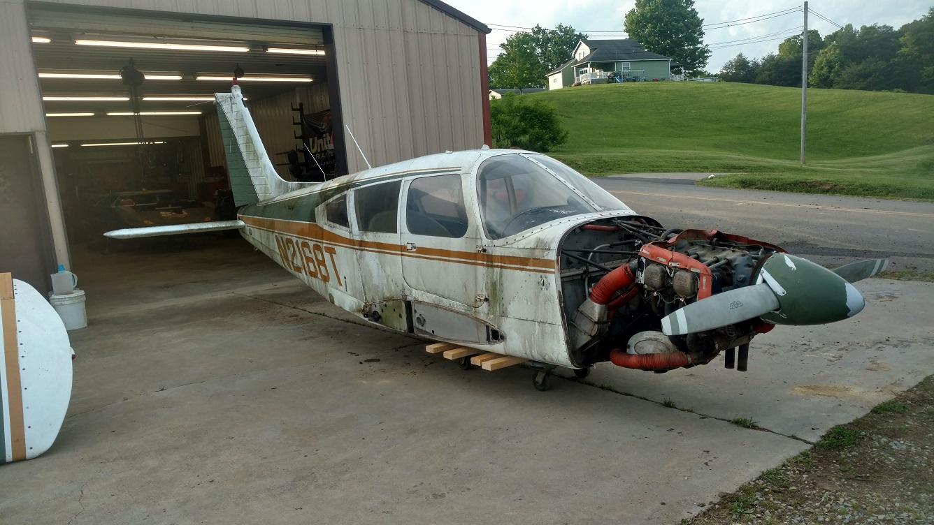 Rebuilding A Piper Cherokee | FliteTest Forum