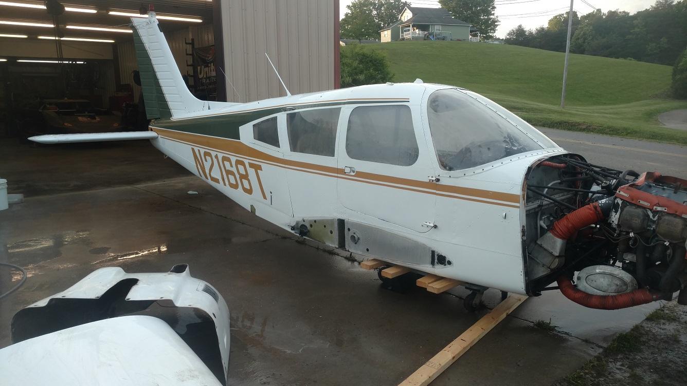 Rebuilding A Piper Cherokee   FliteTest Forum