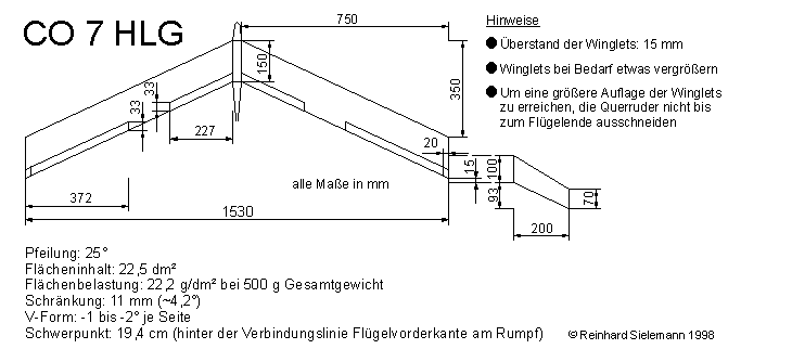 First Balsa Plan Build Flyingwing Glider Co7 Flitetest Forum