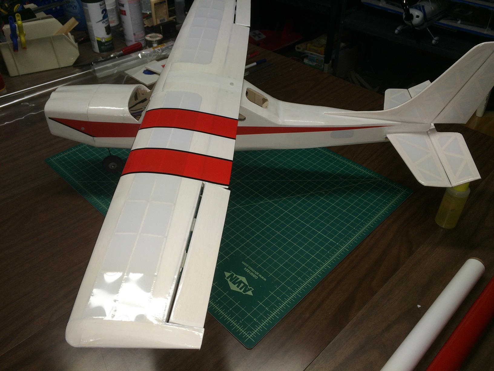 So, You Want to Build Your First Balsa Plane? Start HERE