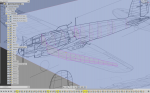 heinkel 111 stage 2 fuselage ribs and wing spar.PNG