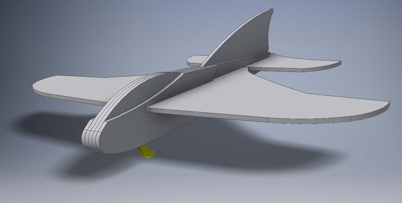 Plans for Chuck Gliders?   FliteTest Forum