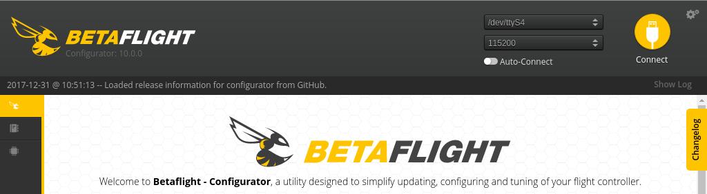 receiver mode in beta flight won't work | FliteTest Forum