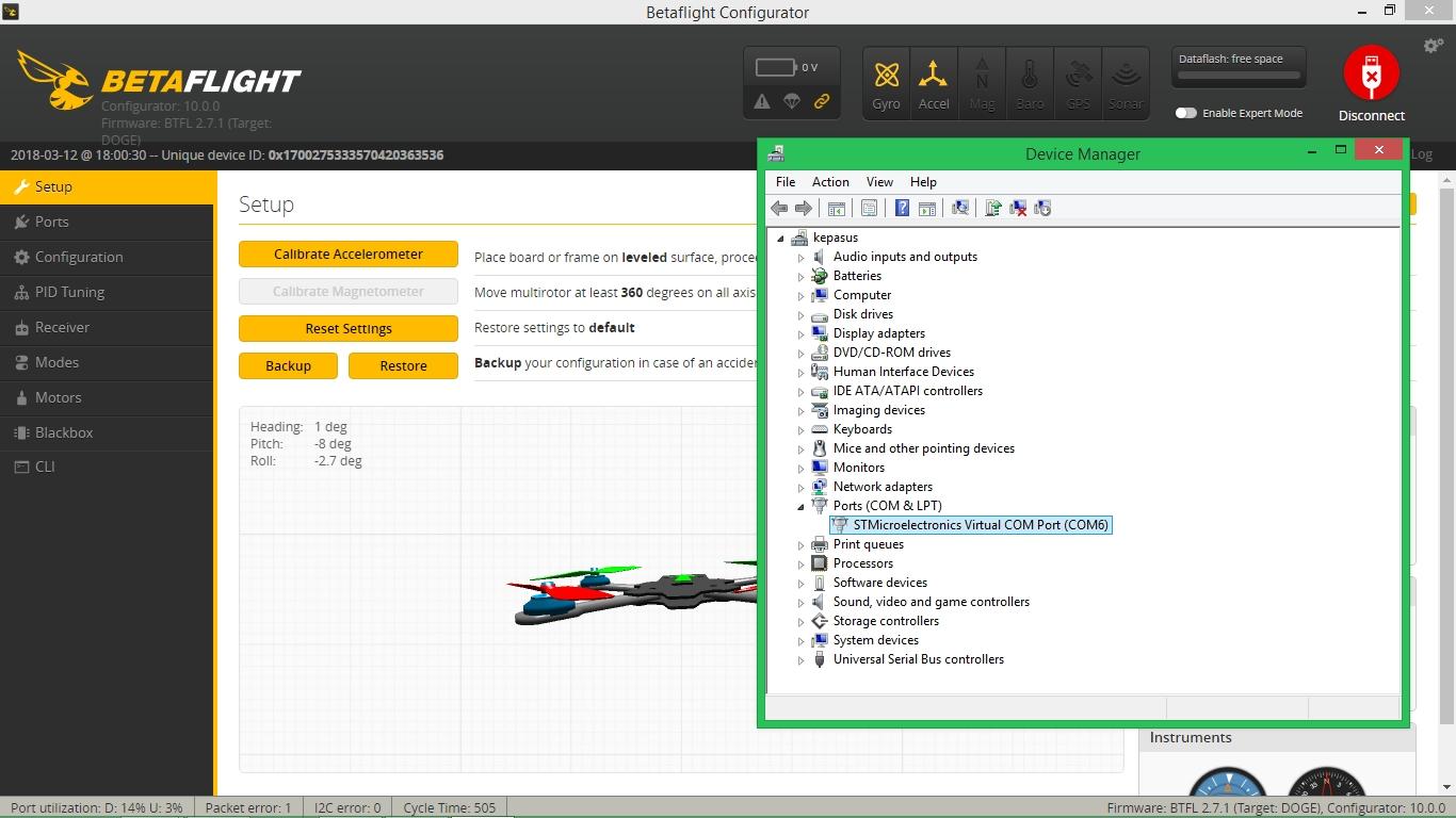 RCExplorer Mini Tricopter Build thread | Page 4 | FliteTest