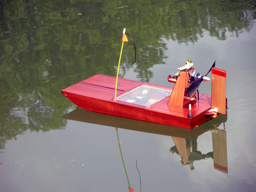 Foamboard RC Boat? | FliteTest Forum