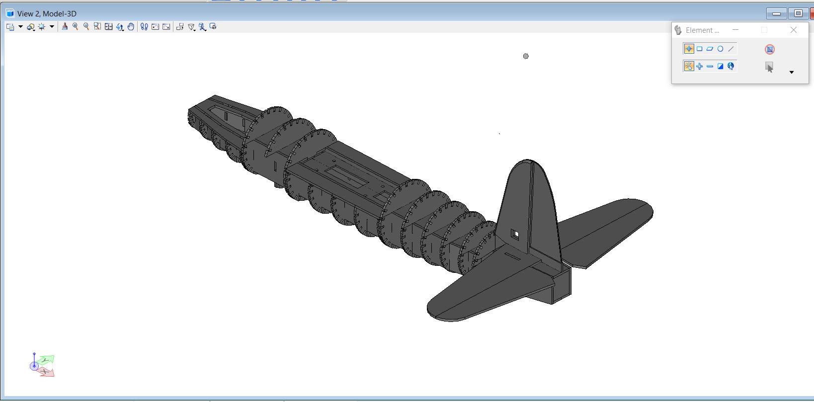 Martin B 26 Marauder Plans And 3d Model Coming Soon Flitetest Forum Engine Diagram 6