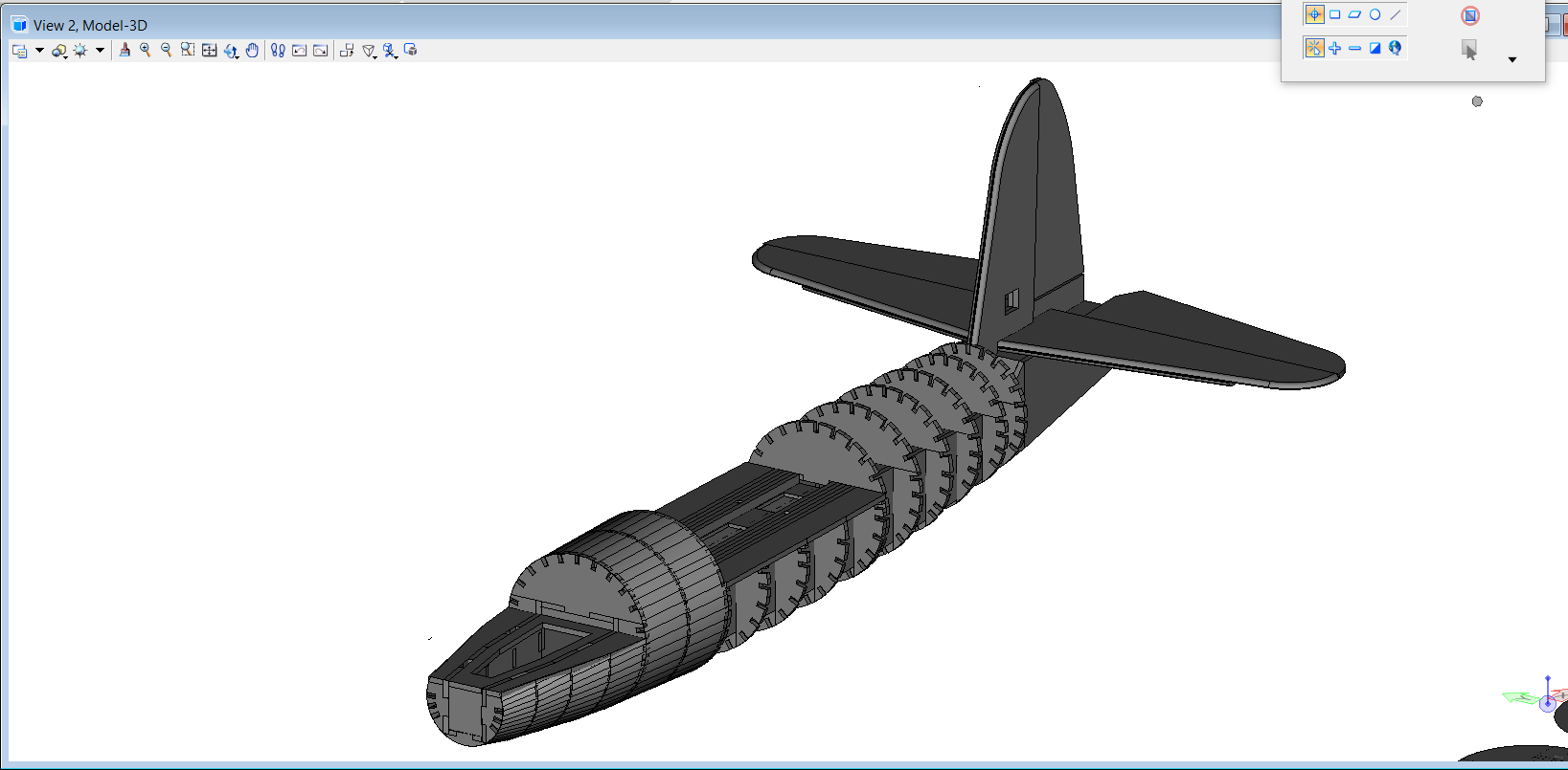 Martin B 26 Marauder Plans And 3d Model Coming Soon Flitetest Forum Engine Diagram 9