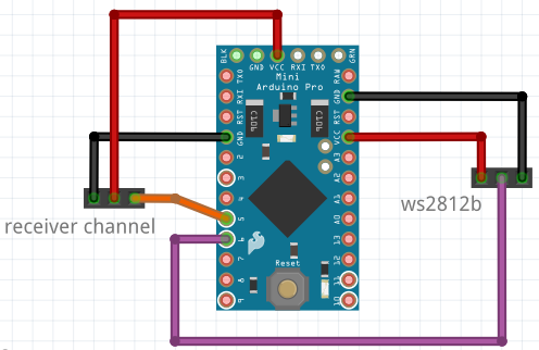WS2812b addressable LEDs, and how to fly them   FliteTest Forum