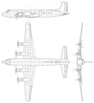 400px-Douglas_DC-6_3_view.svg.png