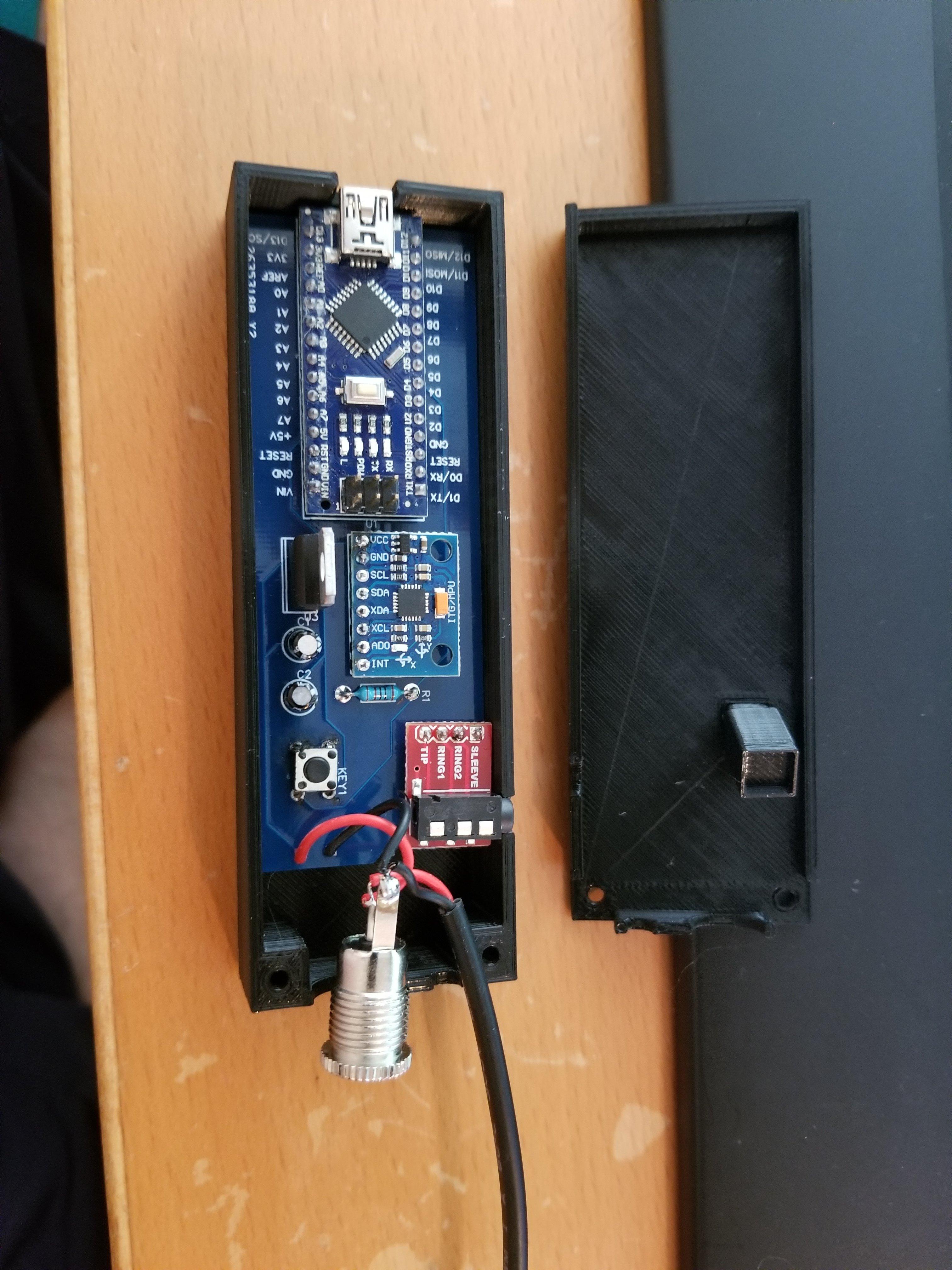 Arduino Head tracker | FliteTest Forum