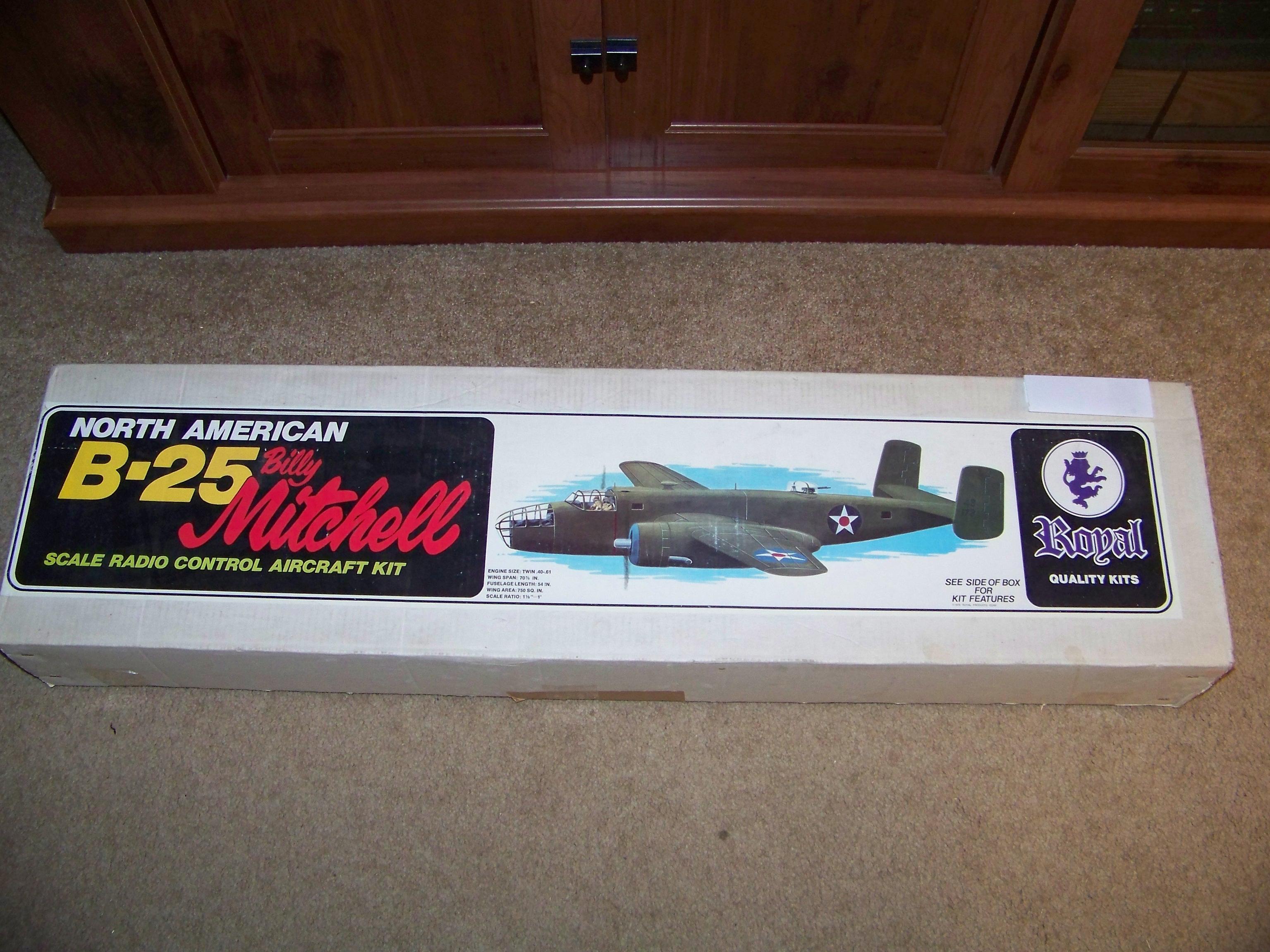Royal b-25 kit.jpg