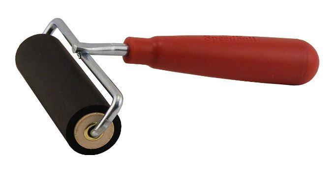 Sppedball Hard Rubber Roller.JPG
