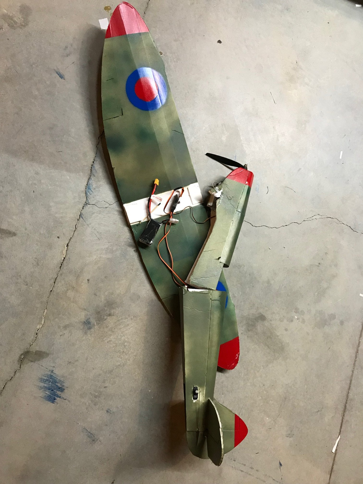 Read this before building the FT Spitfire ! :) | FliteTest Forum