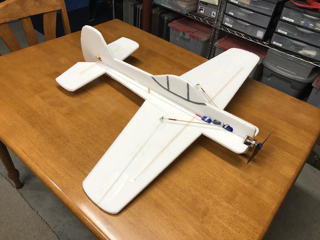 foam board rc plane plans