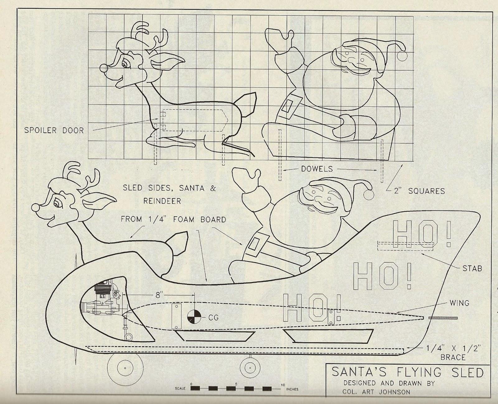 Santa's Flying Sleigh.jpg
