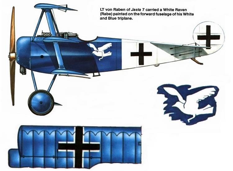 Fokker Dr1 Blue -Von Raben.jpg